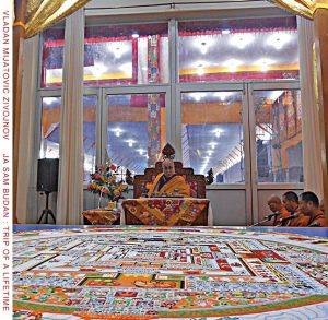 His Holiness the Dalai Lama, Kalachakra, Yoga Tantra, Wheel of Time, Vladan Mijatovic Zivojnov, Tibet, Buddhism, Vajrayana