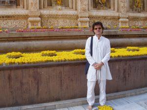 Bodh Gaya, India, Mahabodhi temple, Bodhitree, Vladan Mijatovic Zivojnov